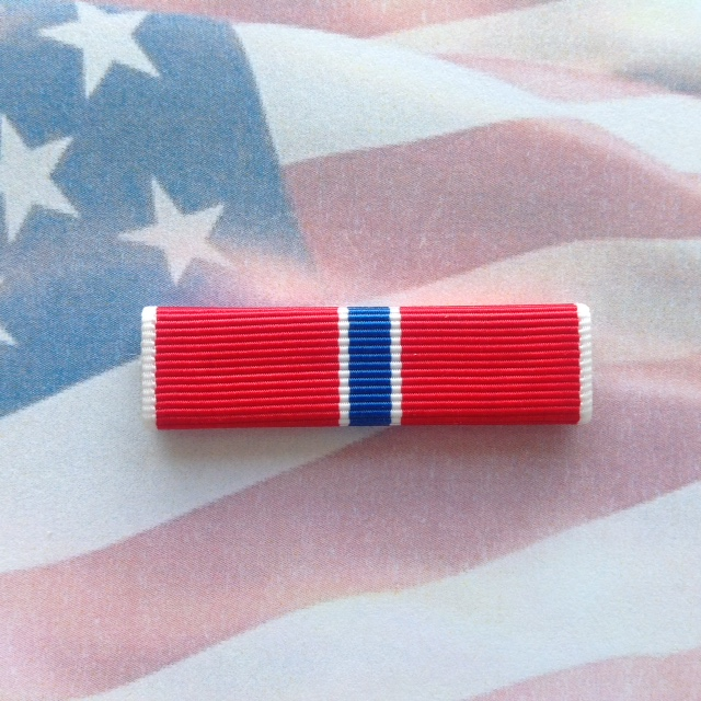 Ribbon Tie Bar : U s bronze star rogaloff militaria